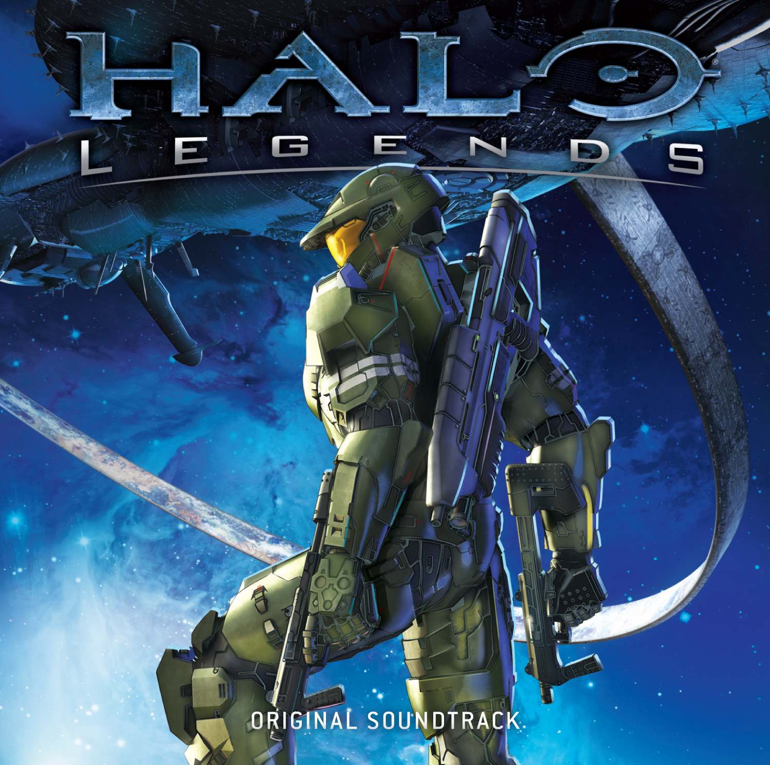 Halo legends ost review