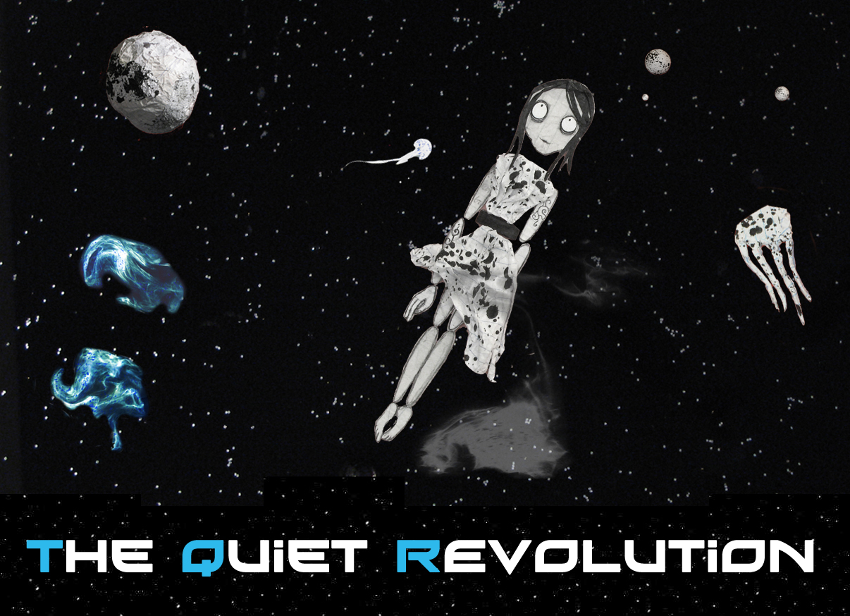 The Quiet Revolution ~ New Song   Higher Plain Music
