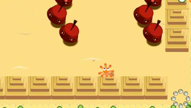 "funny game reviews. Game Review – ""The 2D Adventures of Rotating Octopus Character"""