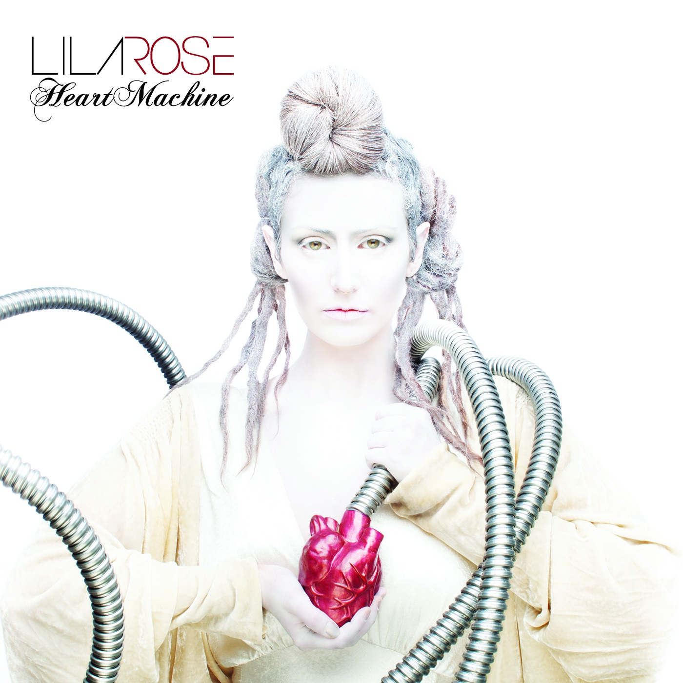 Artist Lila Rose Title Of Album Heart Machine Year Of Release 2012