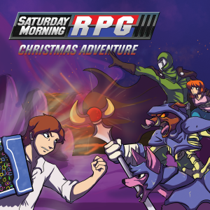 Saturday Morning RPG Christmas Adventure