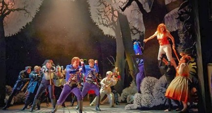The Light Princess at the National Theatre