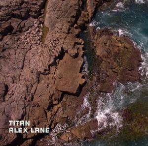 Cover for Alex Lane's Titan