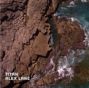 Cover for Alex Lane's Titan